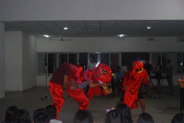 Mid-autumn Festival - a significant children event at LSTS