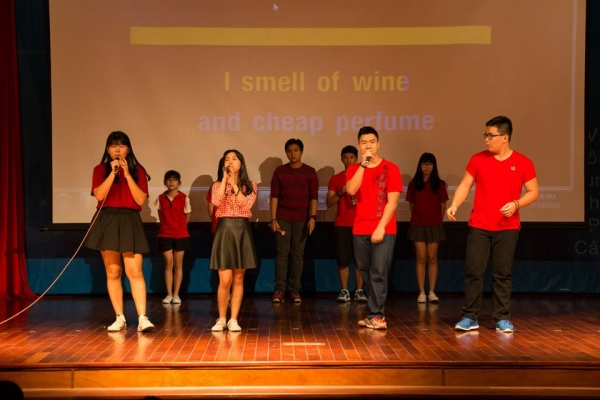 LSTS students shining in ED's Got Talent