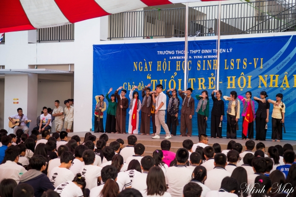 The joyous celebration of the sixth LSTS Students' Day