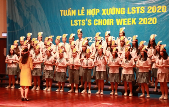 The Choir week - academic year 2019-2020