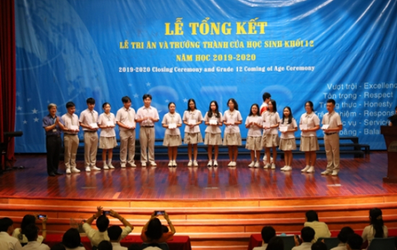LSTS closing Ceremonies - Academic Year 2019-2020