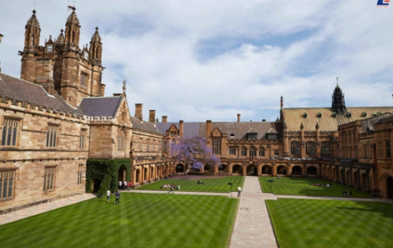 Students graduating from LSTS will be considered for direct admission to University of Sydney